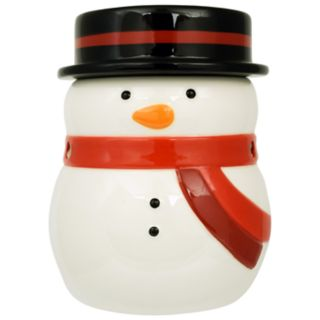 SONOMA Goods for Life? Snowman Wax Melt Warmer