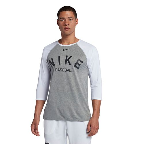 Men's Nike Dri Baseball Tee