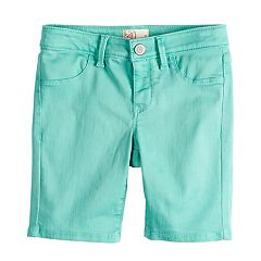 Girls 7-16 SO® Ultimate Bermuda Shorts