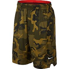 Men's Nike Dri Courtlines Basketball Shorts