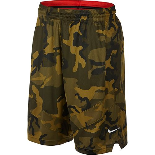 Men's Nike Dri Courtlines Basketball Shorts