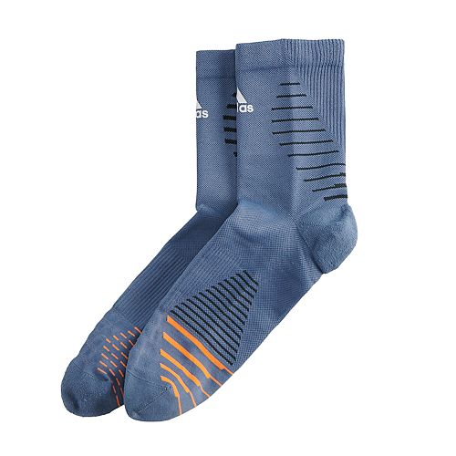 Men's adidas Running Mid-Crew Socks