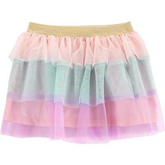 Baby Girl Carter's Tiered Tulle Skirt