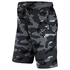 Men's Nike Club Camo Shorts