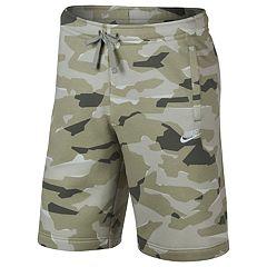 Men's Nike Club Camo Shorts