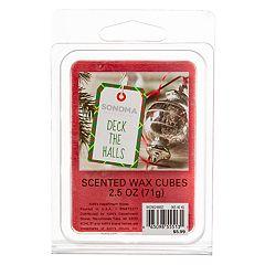 SONOMA Goods for Life™ Deck The Halls Christmas Wax Melt 6-piece Set