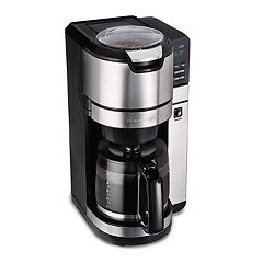 Hamilton Beach Grind & Brew 12-Cup Programmable Coffee Maker