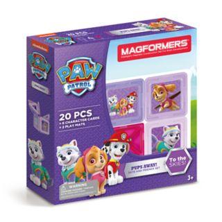 Magformers Paw Patrol 20-piece Pups Away! Set