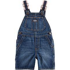 7a366b4f7f1 Baby Boy OshKosh B gosh® Denim Shortalls