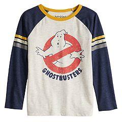 Boys 4-12 Jumping Beans® Retro Ghostbusters Raglan Tee