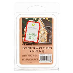 SONOMA Goods for Life™ Gingerbread House Wax Melt 6-piece Set