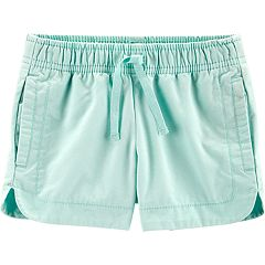 Baby Girl Carter's Twill Shorts