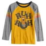 "Boys 4-12 Jumping Beans® Retro Scooby-Doo ""Ruh Ruh"" Raglan Tee"