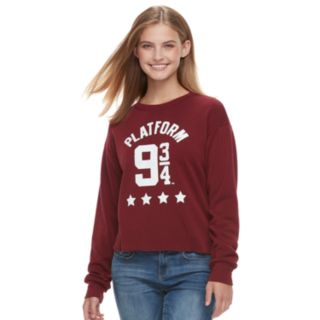 "Juniors' Harry Potter ""Platform 9 3/4"" Top"