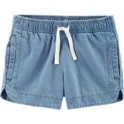 Baby Girl Carter's Chambray Shorts
