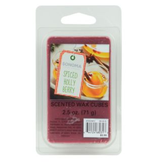 SONOMA Goods for Life? Spiced Holly Berry Wax Melt 6-piece Set