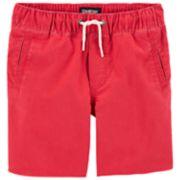Baby Boy OshKosh B'gosh® Raw Hem Shorts