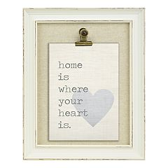 Belle Maison Distressed Clip 5' x 7' Frame