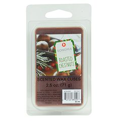 SONOMA Goods for Life™ Roasted Chestnuts Wax Melt 6-piece Set