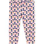 Baby Girl Carter's Geometric Leggings