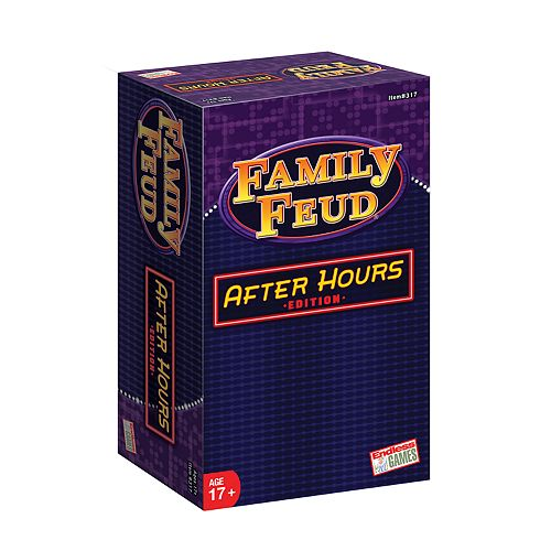 Endless Games Family Feud After Hours Game