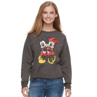 Disney's Mickey & Minnie Mouse Juniors' Cute Couple Top