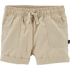Baby Boy OshKosh B'gosh® Rolled Woven Shorts
