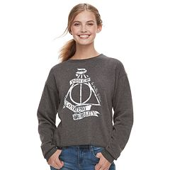 Juniors' Harry Potter Deathly Hallows Top