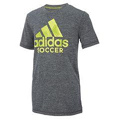 Boys 8-20 adidas Logo Soccer Tee