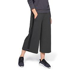 Women's Under Armour Featherweight Fleece Crop Pants