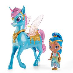 Fisher-Price Shimmer and Shine Shine & Magical Flying Zahracorn