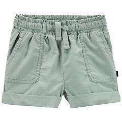Baby Boy OshKosh B'gosh® Ripstop Cuffed Shorts