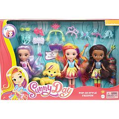 Nickelodeon Sunny Day Pop-In Style Friends by Fisher-Price