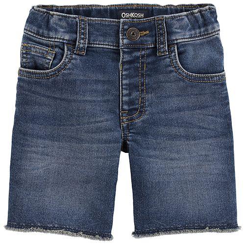 Baby Boy OshKosh B'gosh® Raw Hem Denim Shorts