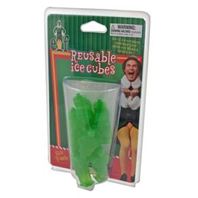 Elf the Movie Buddy Stance Reusable Ice Cubes