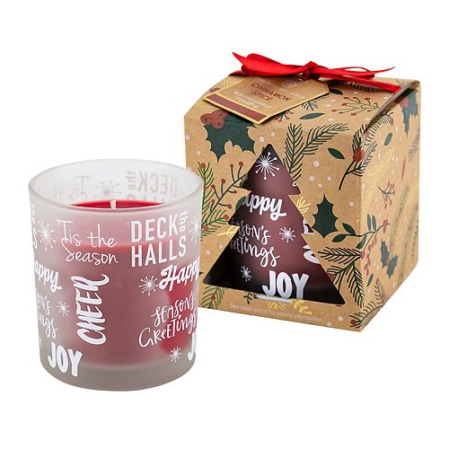 Chesapeake Bay Candle Cinnamon Spice 7.8-oz. Candle Jar
