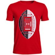 Boys 8-20 Under Armour Football Stadium Tee