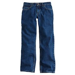 Boys 8-20 & Husky Urban Pipeline® Classic Relaxed Straight Jeans