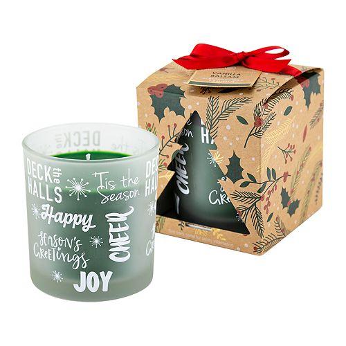 Chesapeake Bay Candle Vanilla Balsam 7.8-oz. Candle Jar