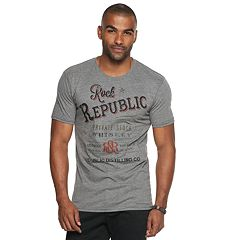 Men's Rock & Republic Private Stock Whiskey Tee