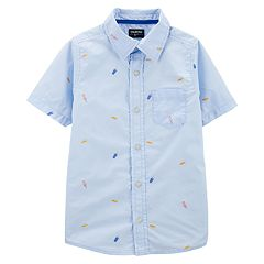 Boys 4-12 OshKosh B'gosh® Picnic Shirt