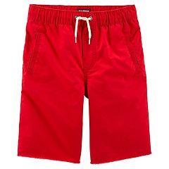 Boys 4-12 OshKosh B'gosh®  Pull-On Twill Shorts
