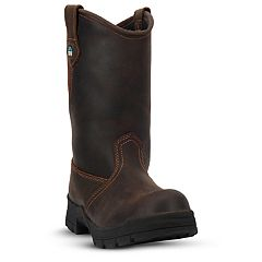 McRae Industrial Mechanix Men's Wellington Alloy Toe Work Boots