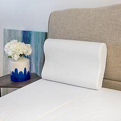 Restonic ComfortCare Contour Memory Foam Pillow