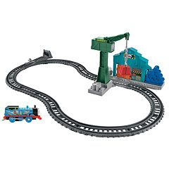 Fisher-Price Thomas & Friends TrackMaster Demolition at the Docks