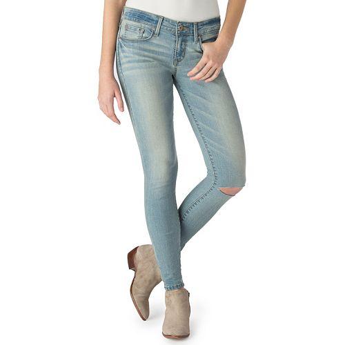 37a800d13a7edd Juniors' DENIZEN from Levi's Low-Rise Jegging Jeans