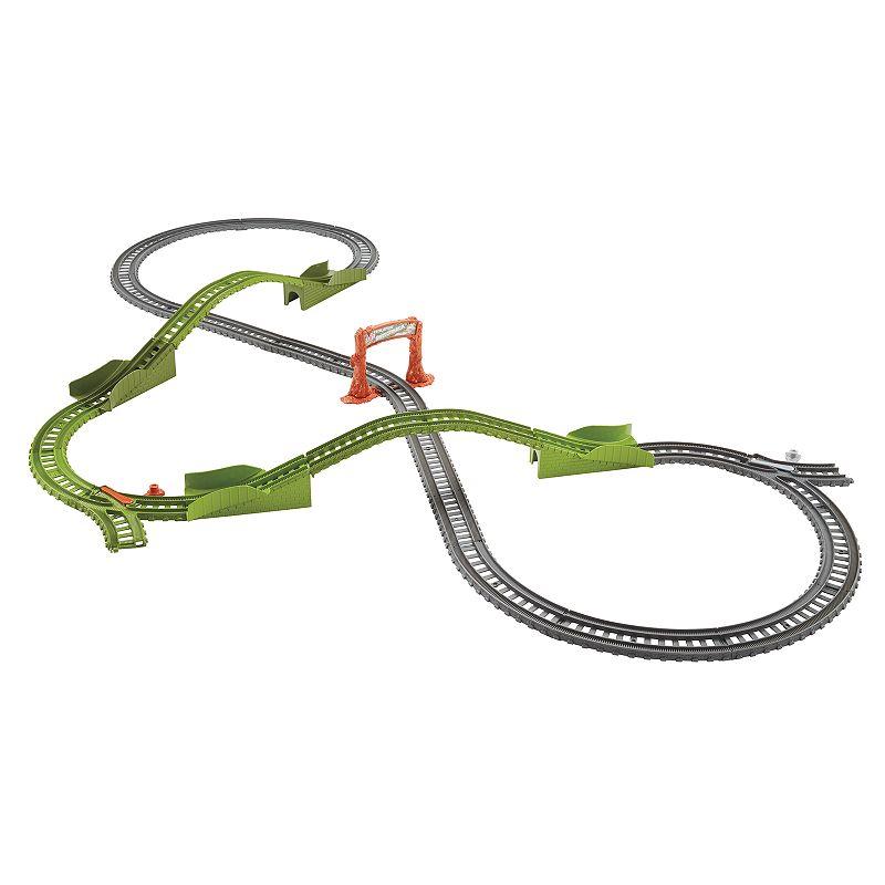 Thomas /& Friends TrackMaster Motorized Railway Switchback Swamp Set DVF75