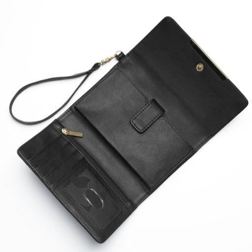 Apt. 9® Carli RFID-Blocking Phone Charging Wristlet