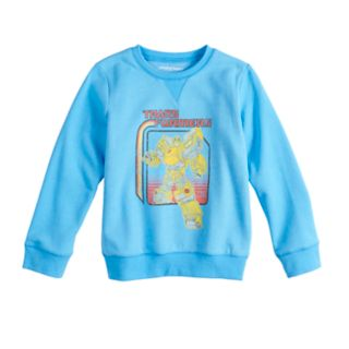 Boys 4-12 Jumping Beans® Retro Transformers Bumblebee Softest Fleece Sweatshirt