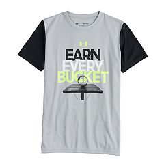 Boys 8-20 Under Armour Every Bucket Tee